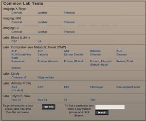 Virtual Chiro - Common Labs