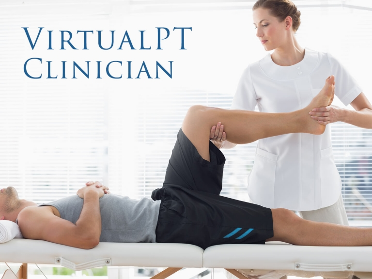 VirtualPT Clinician